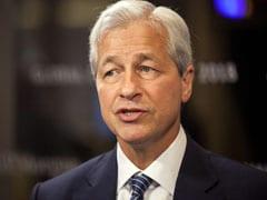 """JPMorgan Chase CEO Says, """"I Could Beat Trump,"""" Then Backtracks"""