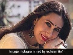 Karisma Kapoor ने शेयर की ऐसी #flashbackfriday तस्वीर, फैन बोले - 'जादू तेरी नज़र...'