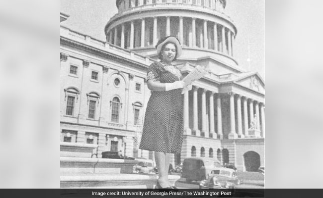 First Black Female White House Reporter Had To Pawn Her Watch Just To Eat