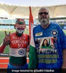 Pak's 'Chacha Chicago' Sponsors Indian Fan's UAE Trip For Asia Cup