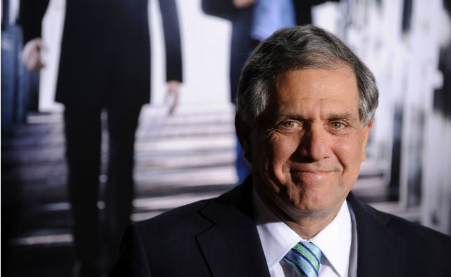 CBS Chief Fired In Sex Scandal Fights For $120 Million Severance