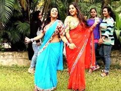 खेसारी लाल यादव गए विदेश तो काजल राघवानी से बोलीं सुभी शर्मा, 'संईया अरब गईले'- देखें Video