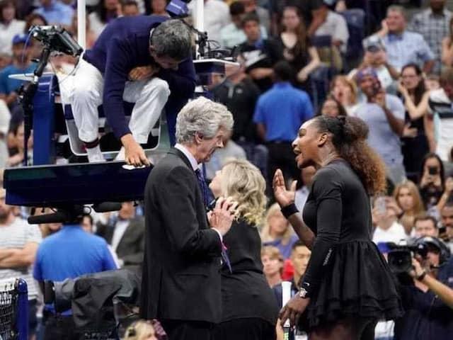 Naomi Osaka Defeats Serena Williams In Controversial US Open Final
