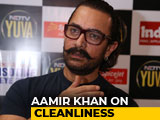 Video : Cleanliness Is In The Hands Of Municipalities: Aamir Khan