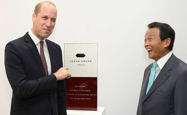 'You Had One Job,' Says Twitter After Prince William Confuses China And Japan