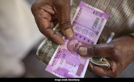How Sliding Rupee Is Helping India's Economy In One Big Way