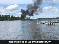 US Air Force F-35B Fighter Jet Crashes In South Carolina, Pilot Safe