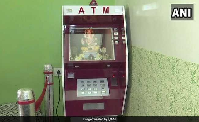 In This Unique Pune ATM, Insert Card To Get Modak. Watch