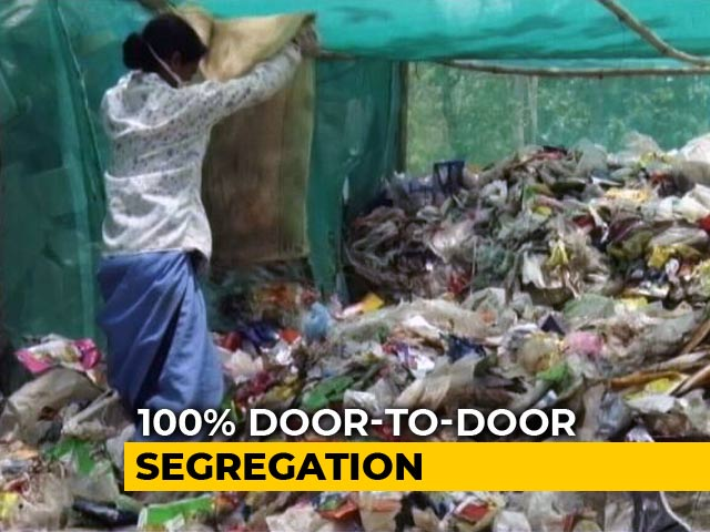 Video : This Town Of Maharashtra Has Shown The World How To Go Waste-Free