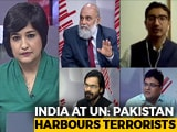 Video : Sushma Swaraj's Blistering Attack On Pakistan