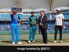 India vs Pakistan, Asia Cup Live Score: Pakistan Opt To Bat Against India In Mega Face-Off