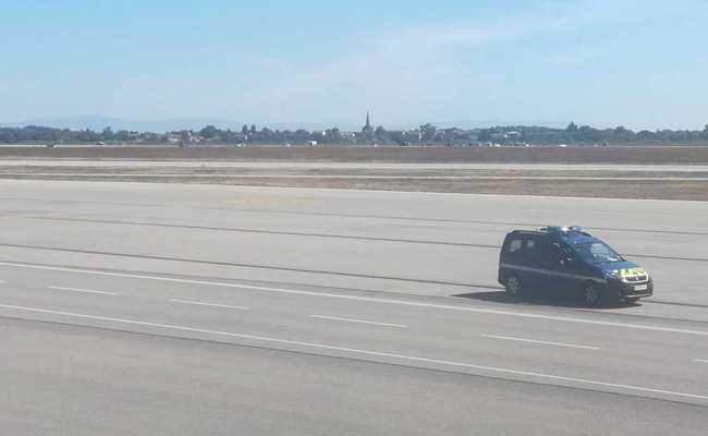 Man Drives Onto Runway In France, Arrested After High-Speed Chase