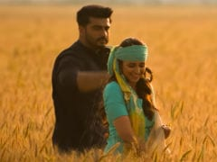 <I>Namaste England</I>: Arjun Kapoor, Parineeti Chopra's Song <I>Tere Liye</i> Is All Things Romantic