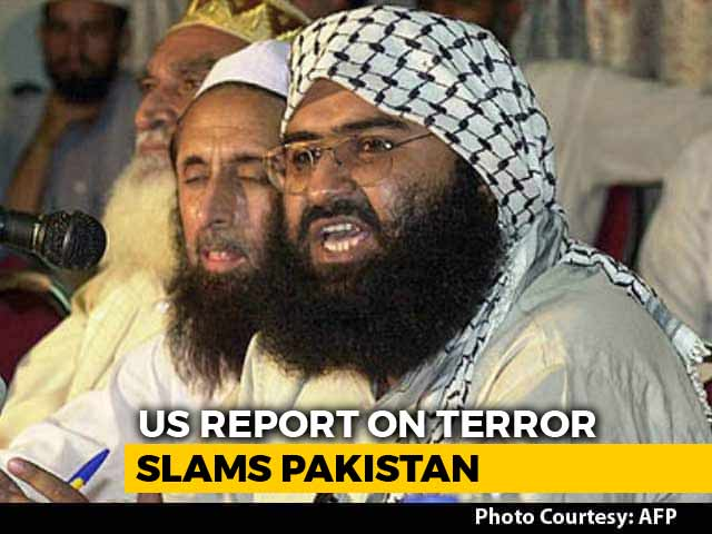 Video : Pak-Based Terror Outfits Still Posing Threat In Subcontinent: US Report