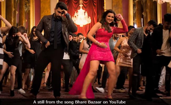 Namaste England Song Bhare Bazaar: Arjun Kapoor And Parineeti Chopra Dazzle The Dance Floor