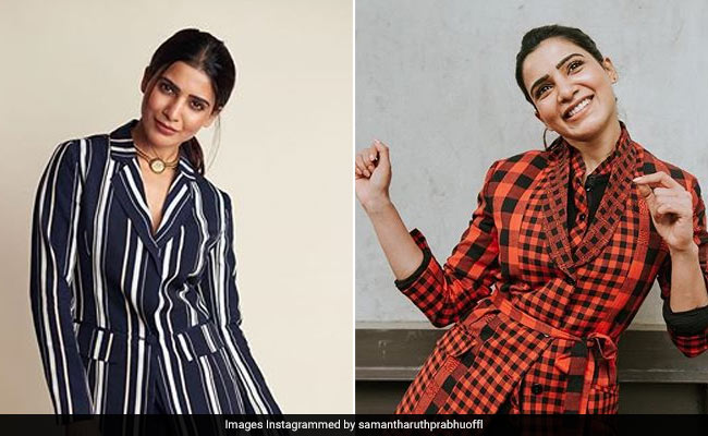 Samantha Ruth Prabhu Shows Us How To Wear Prints For Autumn