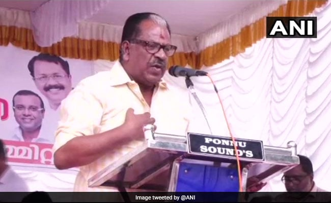 Actor Kollam Thulashi Charged For Remarks Against Women Over Sabarimala