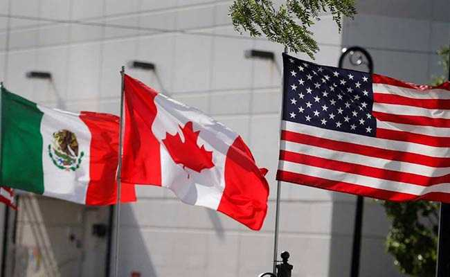Usmca Us Canada And Mexico Agree New Trilateral Trade Deal To