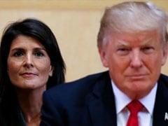 UN में अमेरिकी राजदूत निक्की हेली ने दिया इस्तीफा, 2020 में नहीं लड़ेंगी चुनाव