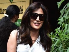 Chitrangda Singh's Floral Skirt Is A Staple Fashion Piece This Fall. Get Her Look