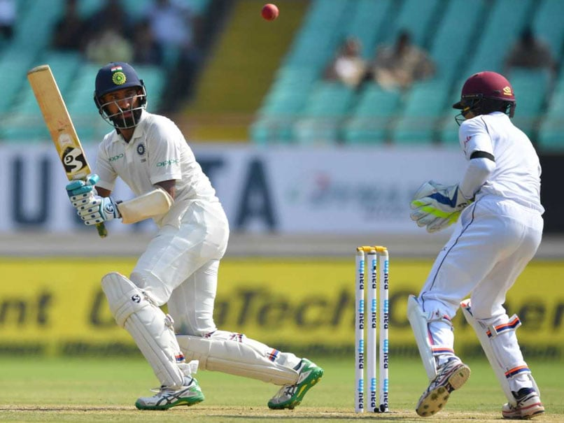 Watch: Cheteshwar Pujara Carries A Water Bottle In Pocket During 1st Test Against Windies