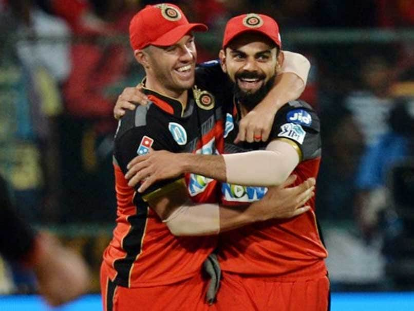 """My Good Friend"" Virat Kohli Is A Great Captain, Says AB De Villiers"