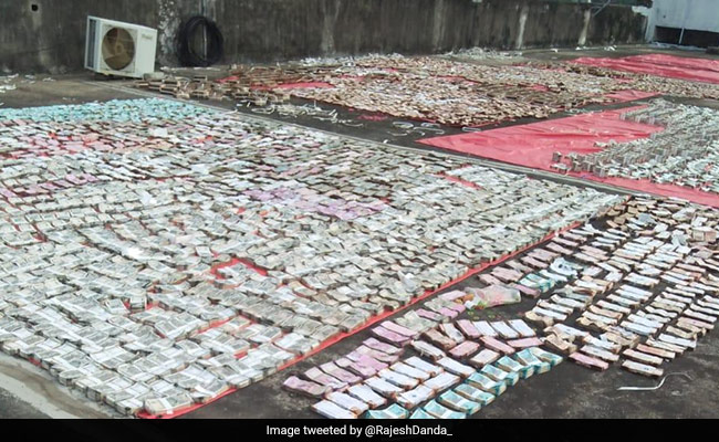 Currency Notes Worth Lakhs Soaked In Odisha's Ganjam District
