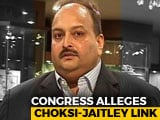 Video : With Daughter Link, Rahul Gandhi Attacks Arun Jaitley Over Mehul Choksi