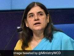 Maneka Gandhi Leads With Around 3 Lakh Votes In Sultanpur