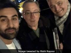 Rishi Kapoor After Meeting 'Simple' Robert De Niro: 'I've Been Such A Brat'