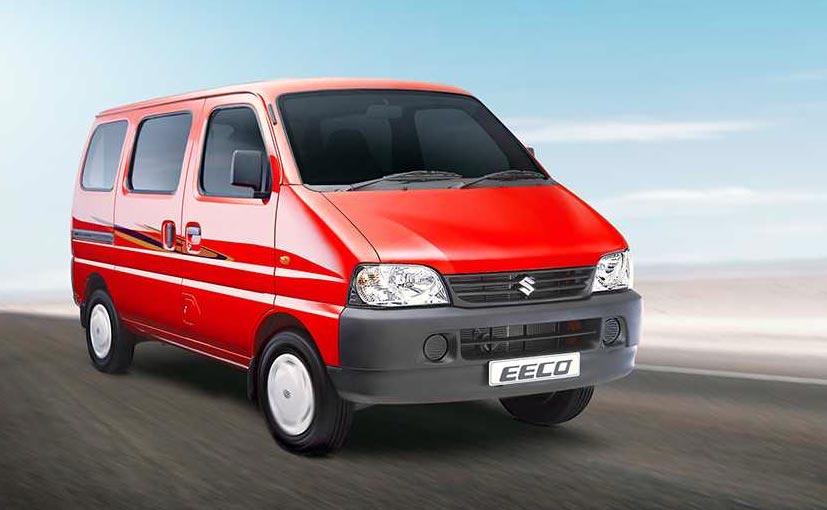 Maruti Suzuki Eeco Reaches 5 Lakh Sales Milestone Ndtv Carandbike