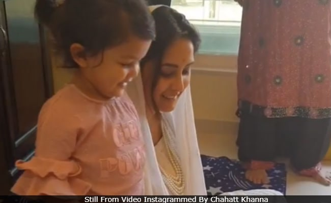 Trending: Bade Achhe Lagte Hain Actress Chahatt Khanna Shares A Glimpse Of Her New House