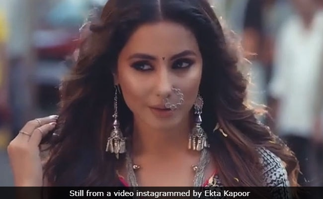 Hina Khan Says Playing Komolika In Kasautii Zindagii Kay 2 Is Not A