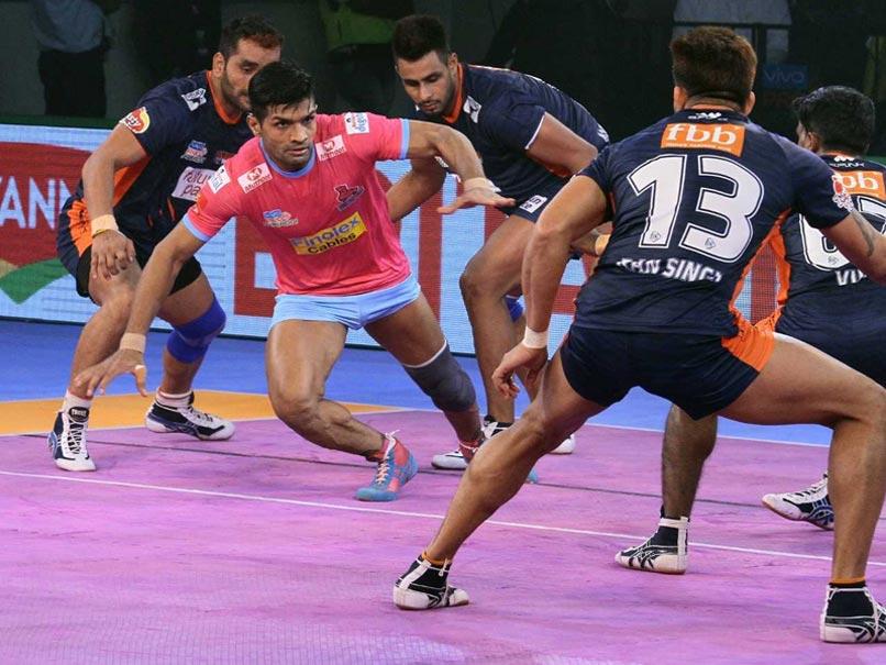 Pro Kabaddi League: Bengal Warriors Outclass Jaipur Pink Panthers, U Mumba Beat Patna Pirates