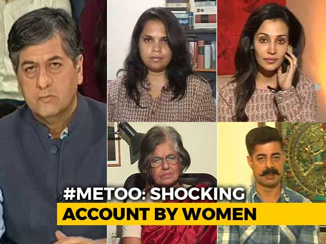 Video : The Big Fight: Has India Finally Found Its #MeToo Moment?