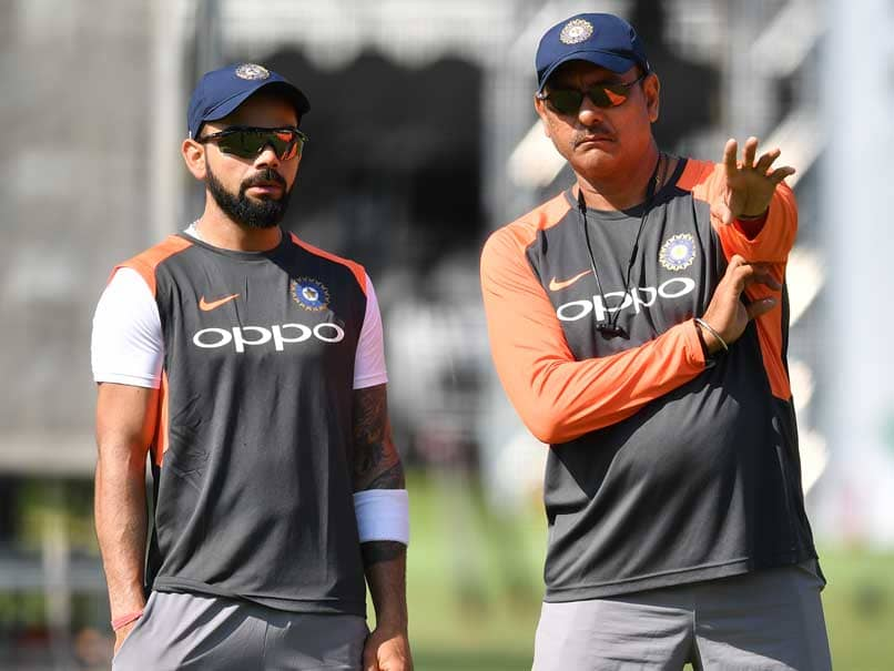 Ravi Shastri Reveals Reason Why Virat Kohli Was Rested From Asia Cup 2018