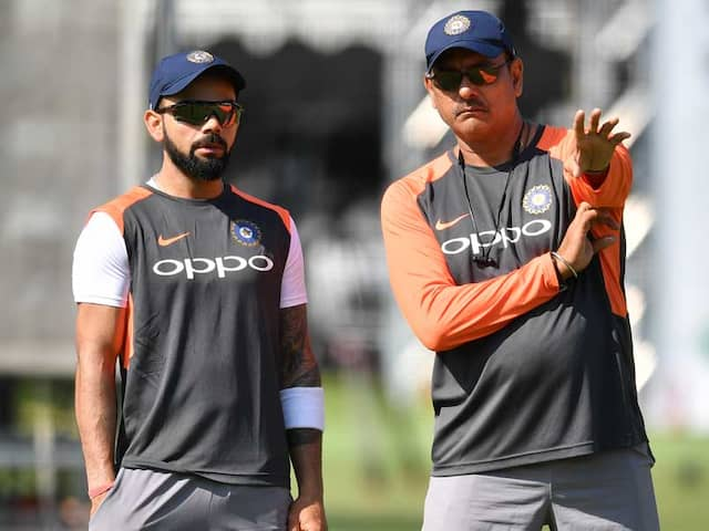 This Is Why Virat Kohli Was Rested In Asia Cup 2018, Explains Ravi Shastri