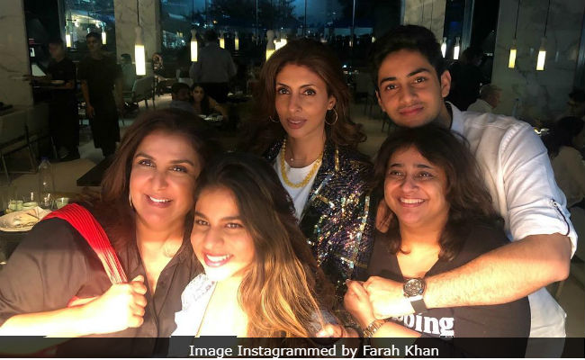 बिग बी के नाती के साथ दिखीं शाहरुख खान की बेटी, आर्यन-नव्या के बाद सुर्खियों में सुहाना-अगस्त्य की दोस्ती...
