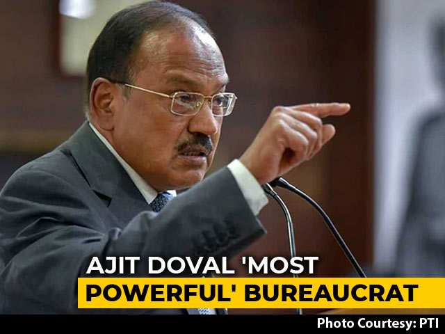 Video : With New Order, NSA Ajit Doval To Be Most Powerful Bureaucrat In 20 Years