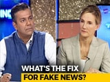Video : Tackling Fake News: Facebook's Global Head Of Safety Speaks To NDTV