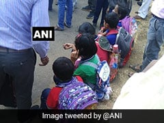 2 School Girls Among 3 Dead In Collision Of Buses In Chhattisgarh