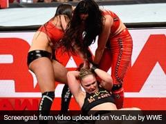 WWE में John Cena की EX-गर्लफ्रेंड ने की दोस्त से धोखेबाजी, रिंग में ऐसे किया पीठ पर वार, देखें VIDEO