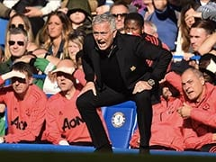 Watch: Jose Mourinho Gets Into Touchline Brawl With Chelsea Backroom Staff