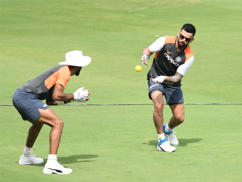 Not The SG Ball, Virat Kohli Prefers The Dukes For Test Matches