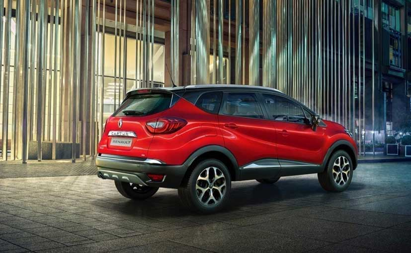 The Renault Captur gets no changes to the mechanicals