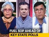 Video: Centre Cuts Fuel Prices By Rs 2.50: Good Politics, Bad Economics?