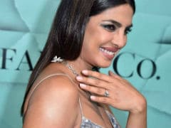 Priyanka Chopra Blushed And Said The Sweetest Thing About Her Engagement Ring