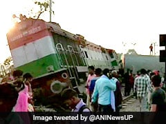 7 Dead, Several Injured After Train Derails In Uttar Pradesh's Raebareli