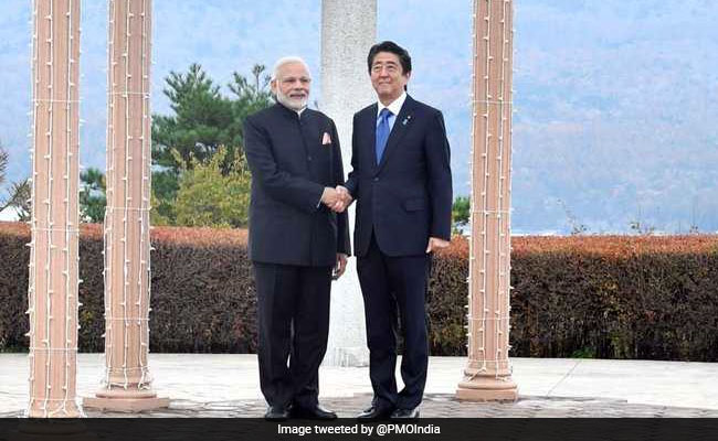 PM Modi First World Leader At Shinzo Abe's Japan Holiday Home: 10 Points