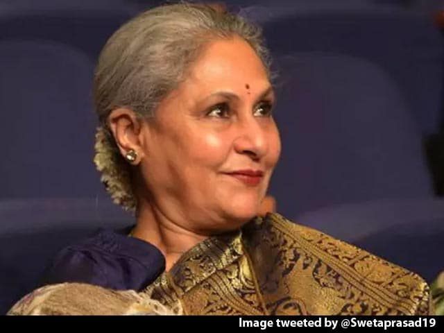 Video : Jaya Bachchan: I Support Tree Plantation, But Where Are The Open Spaces?